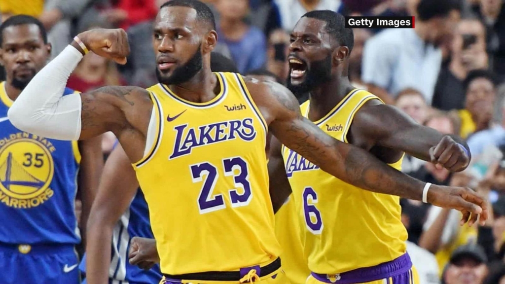 Estos son los enfrentamientos de playoffs de la NBA