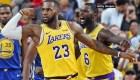 Estos son los enfrentamientos de postemporada en la NBA