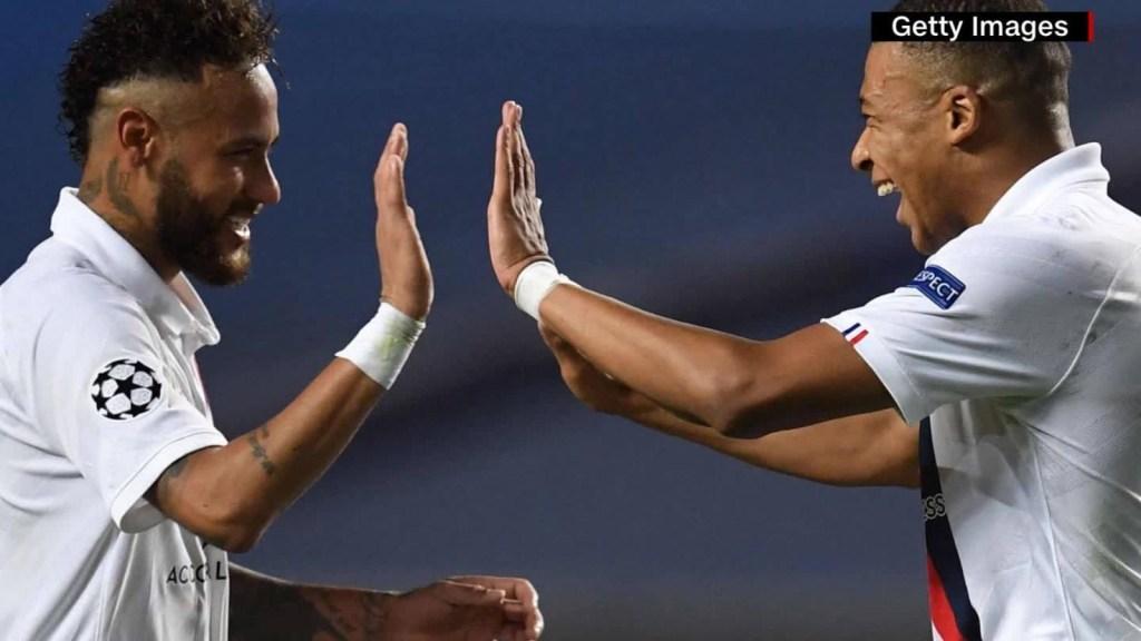La Ligue 1 y la Bundesliga gobiernan la Champions League
