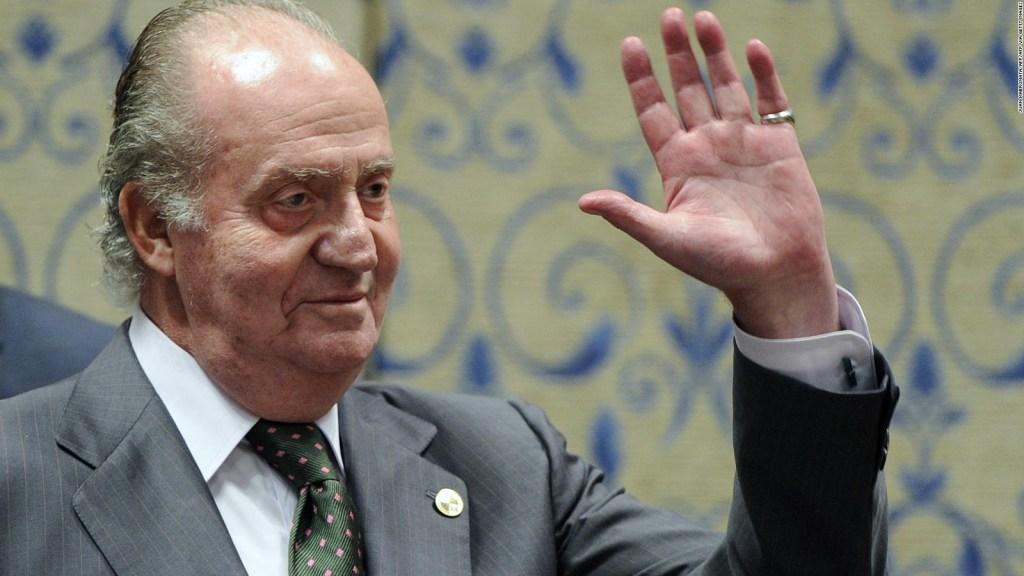 Casa Real informa paradero de Juan Carlos I