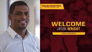 Washington contrata al primer presidente negro en la NFL