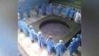 Trabajadores de la salud denuncian falta de equipo