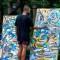 El arte es una forma de mejorar la salud de pacientes con covid-19