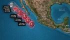 Genevieve se convierte en poderoso huracán categoría 4