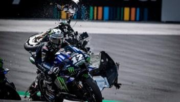 Brad Binder: Rossi es el más afortunado del mundo
