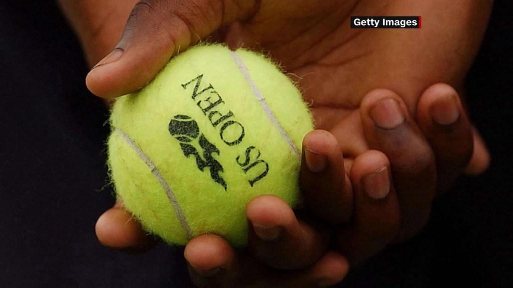 Tenis: caso de covid-19 en la burbuja de Nueva York