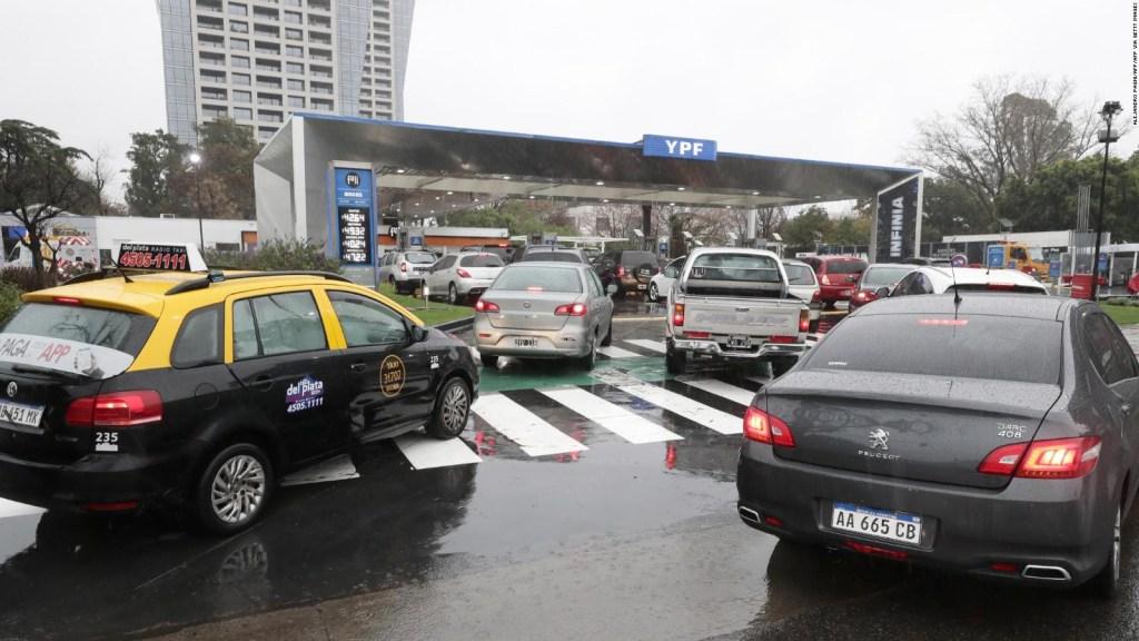Sube el precio de los combustibles en Argentina