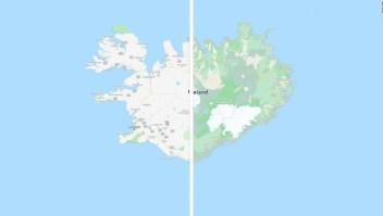 Mira la nueva apariencia de Google Maps