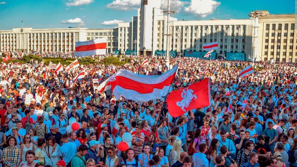 ¿Qué es lo que está ocurriendo en Belarús?