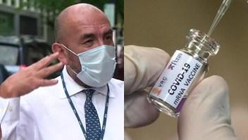 ¿Cómo es participar en un ensayo de la vacuna de coronavirus?