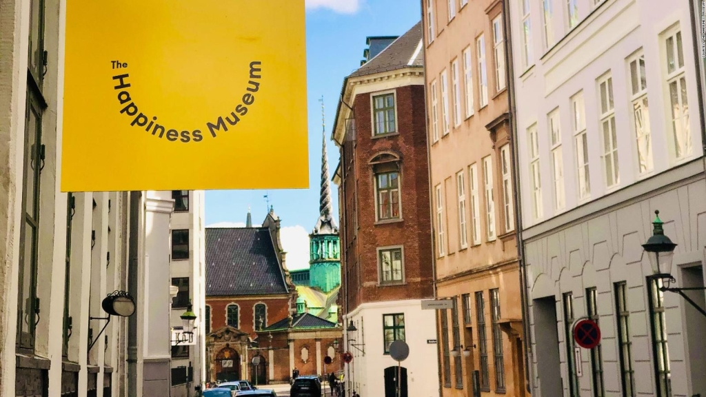 El museo que promete sacar una sonrisa