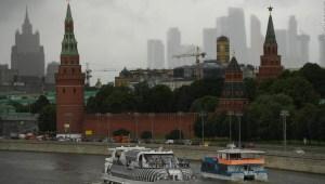 """Kremlin afirma intentos de """"intervención directa"""" en Belarús"""