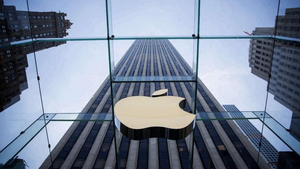 Apple rompe récord y ahora vale más de US$ 2 billones