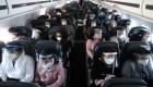 ¿Qué riesgos hay de tomar un vuelo en plena pandemia?
