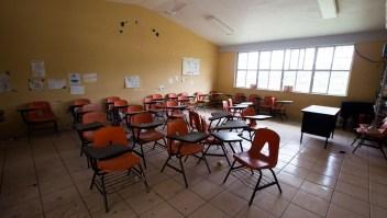 De vuelta a clases pero no a las aulas en México