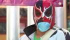 La pandemia hunde la industria de la lucha libre mexicana