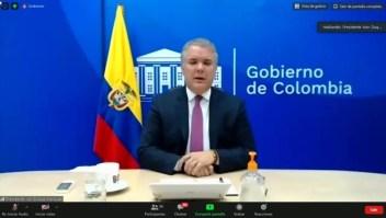 Duque asegura que Maduro adquirió misiles