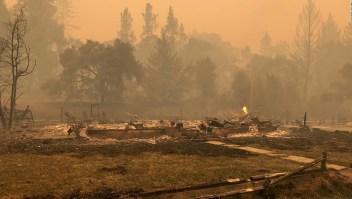 4 muertes a causa de los incendios en California