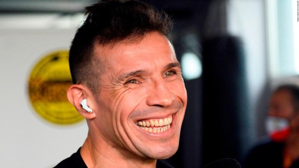 """Sergio """"Maravilla"""" Martínez regresa con nocaut"""