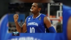 Al Horford, a Dominican with a long history in the NBA