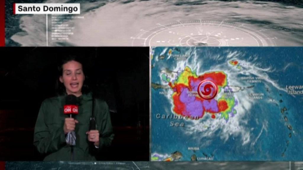 En República Dominicana, esperan por tormenta Laura