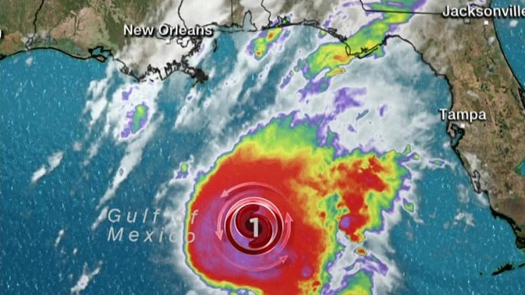 Hurricane Marco storm surge worries