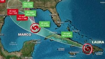 Tormenta Laura deja al menos 500.000 dominicanos sin luz