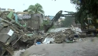 Three people died in Santo Domingo due to flooding