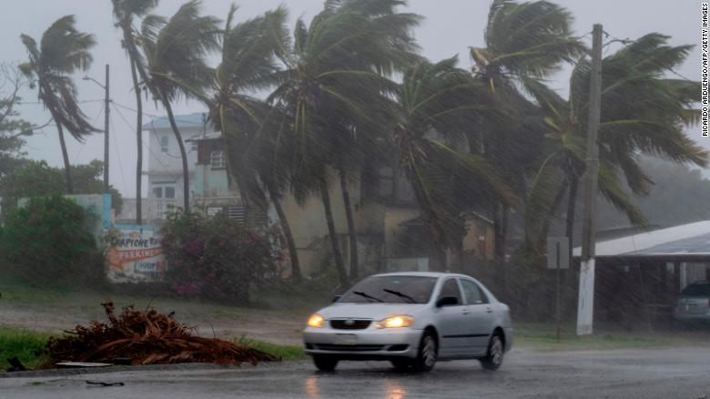 Tormenta Laura- azota Puerto Rico