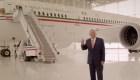AMLO, entre crítica a la prensa y el avión presidencial