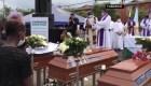 Crece el repudio por masacres de jóvenes civiles en Colombia