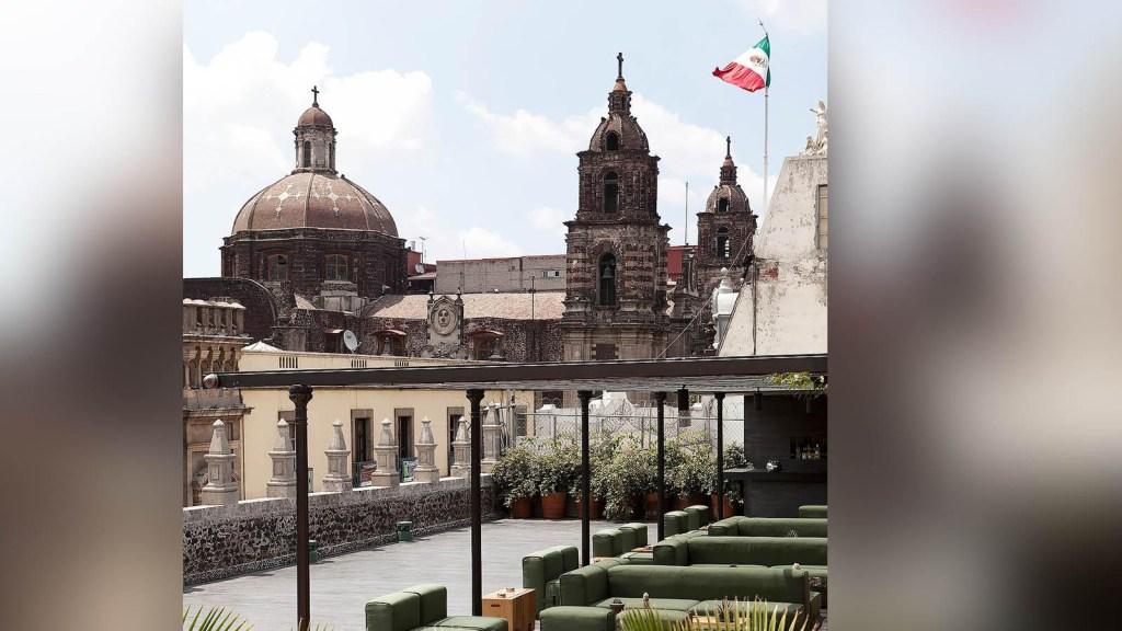 Este hotel te permite disfrutar de la historia de México
