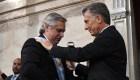 El duelo político Fernández-Macri suma otro capítulo