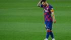 Messi comunicó que quiere irse del FC Barcelona