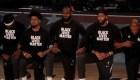 NBA: voces de protesta por el caso de Jacob Blake