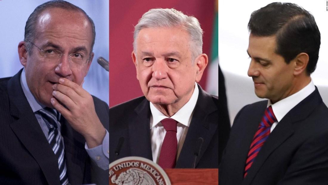 AMLO explica vías para consulta sobre juicios a expresidentes