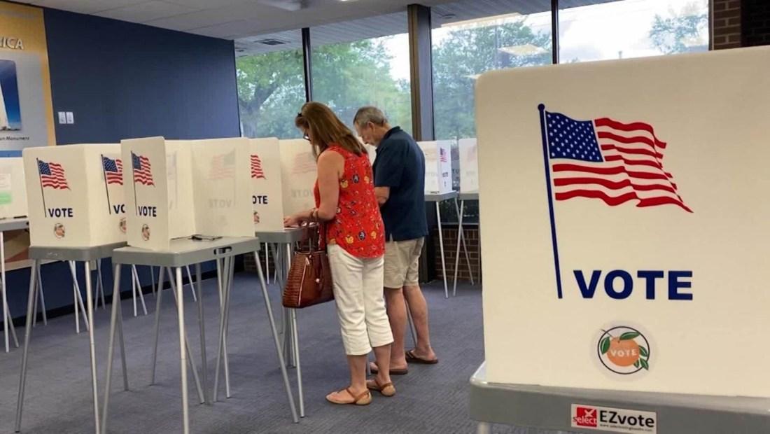 Voto de la tercera edad será clave para Donald Trump