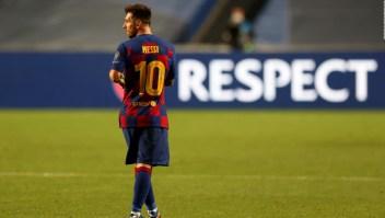 Messi se ausenta de pruebas del Barcelona: así luce el panorama