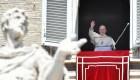 Vaticano anuncia reaparición en público del papa