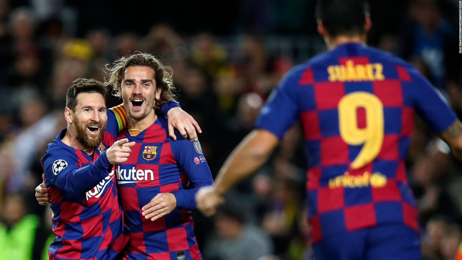 El Fc Barcelona Anuncia Que Cuenta Con Lionel Messi Para El Futuro Video Cnn
