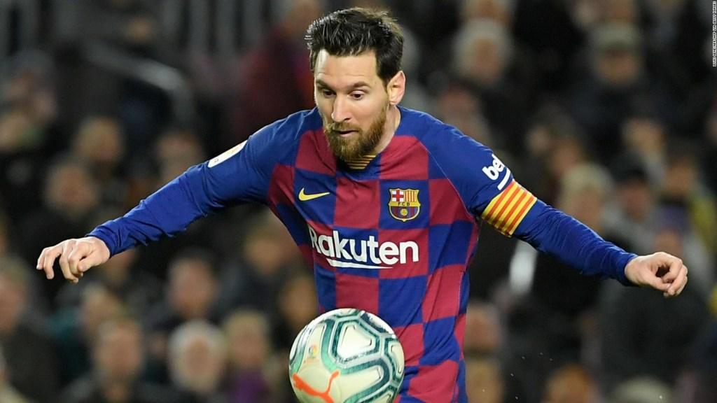 Lo que sigue para Lionel Messi