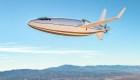 Presentan el Celera 500L, el avión bala