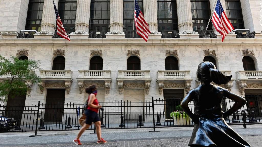 Dow Jones se empodera por primera vez desde el inicio de la pandemia