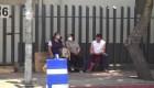 Bajan los casos de coronavirus en México