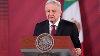 AMLO se muestra positivo ante la recesión en México