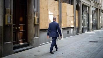 Potencias mundiales están en recesión por covid-19