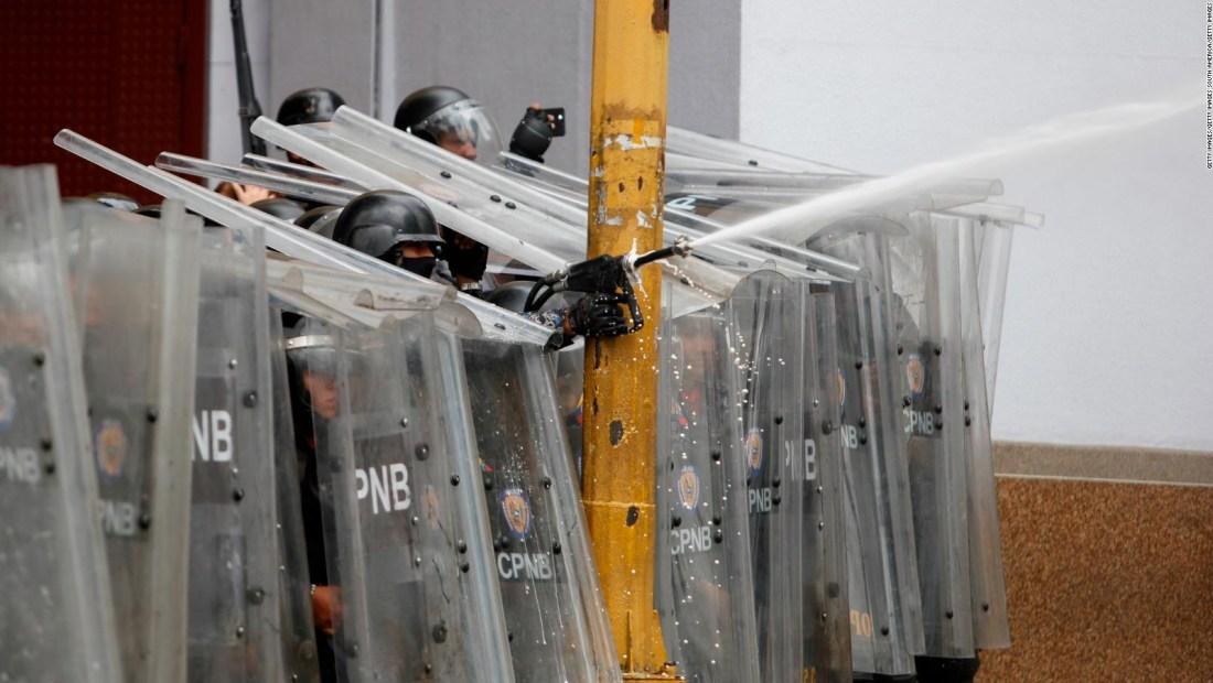 HRW denuncia amenazas y detenciones arbitrarias en Venezuela