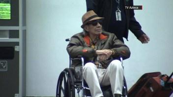 """El último adiós a Manuel """"El Loco"""" Valdés"""