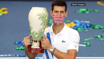 Djokovic renuncia a Consejo de Jugadores y suma otro título