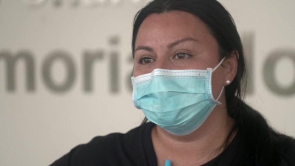 No evacuó ante amenaza de huracán para cuidar enfermos